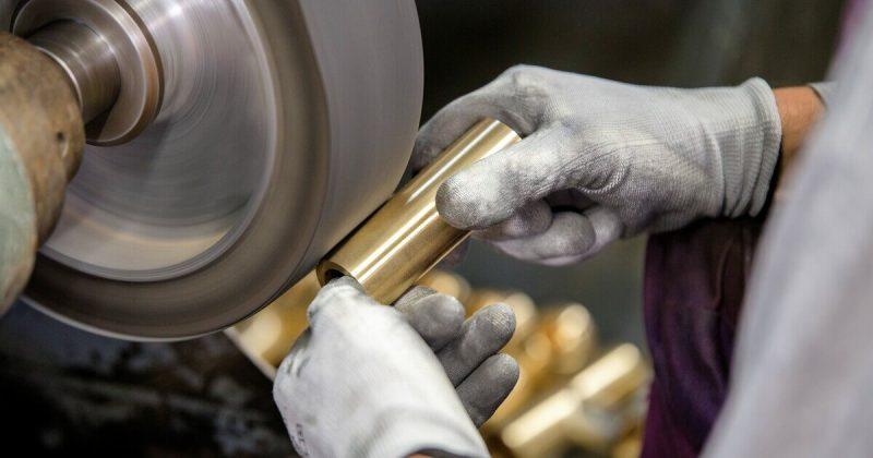 lucidatura metalli manuale di ds dusini pulitura metalli
