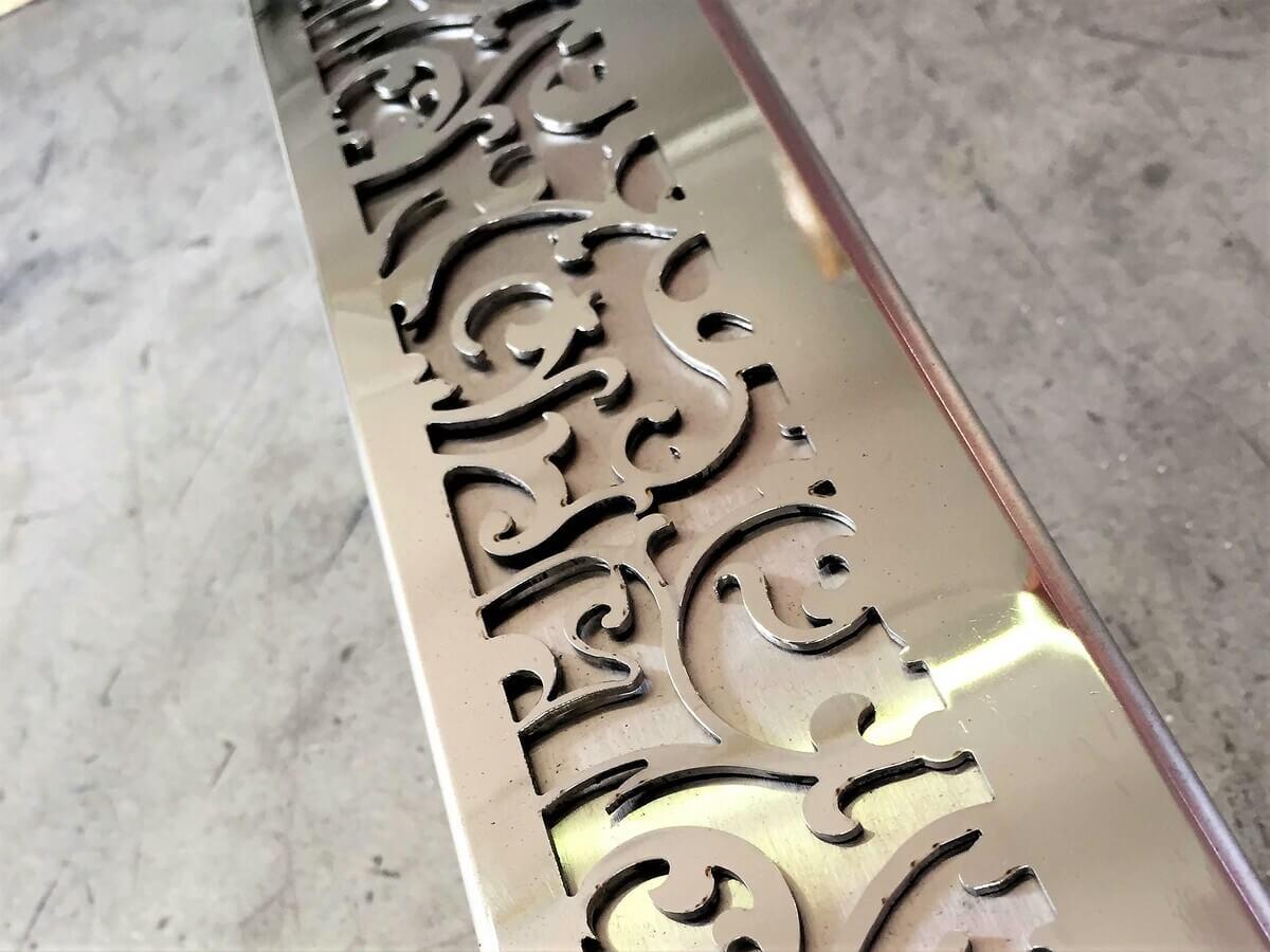 lucidatura metalli brescia