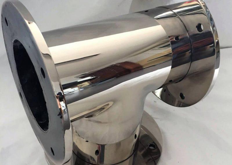 restauro metalli a brescia acciaio