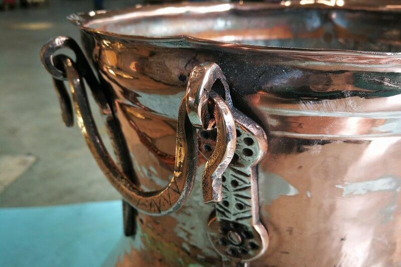 restauro metalli brescia
