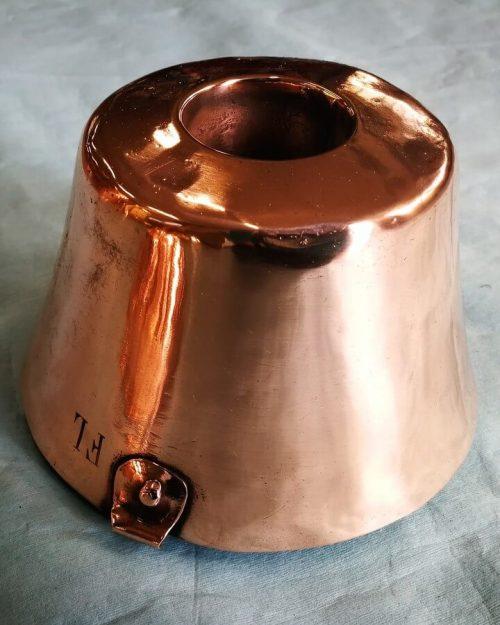 restauro rame da ds pulitura metalli brescia